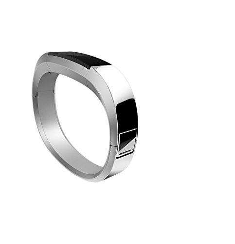 Fitbit FB158MBSRS ALTA Metal Accessory Bracelet + Frame - Silver