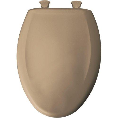 Bemis Kunststoff länglich WC-Sitz mit whisperclose, EasyClean und wechseln Scharniere -