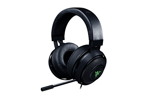 Foto Razer Kraken 7.1 V2 Cuffie da Gioco Analogiche Over-Ear, Gaming Headset per...