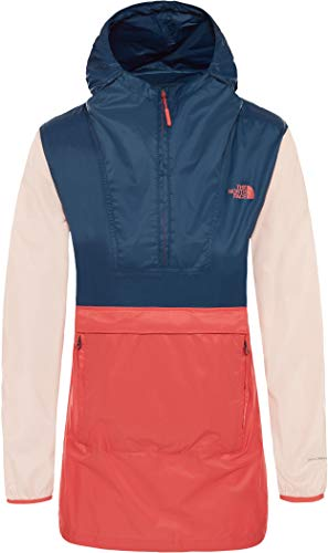 THE NORTH FACE Fanorak 2.0 Women Spiced Coral Multi Größe XS 2019 Jacke North Face Ladies Ski