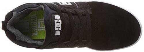 DC Shoes  RD JAG M SHOE, Sneakers basses hommes Noir - Black/Grey/Yellow