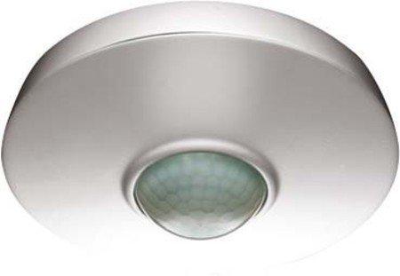 ESYLUX 2473702 Präsenzmelder 360 Decken, RW 8 M, 2K, PD 360I/8, weiß - Kompakt-leuchtstofflampen-dimmer-schalter