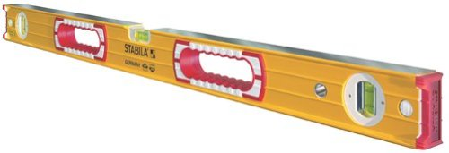 Stabila 37478 - 78-Inch builders level, High Strength Frame, Accuracy Certified Professional Level by Stabila