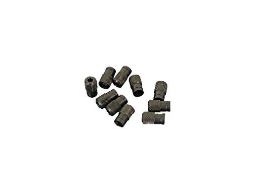 TEMO de 10 piezas duradero Collet Tuerca # 4485 Dremel ajuste y la herramienta rotativa Compatible