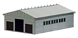 Busch - Edificio ferroviario de modelismo ferroviario H0 Escala 1:87 Importado de Alemania