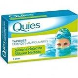 DEITERS Tapones auriculares silicona quies