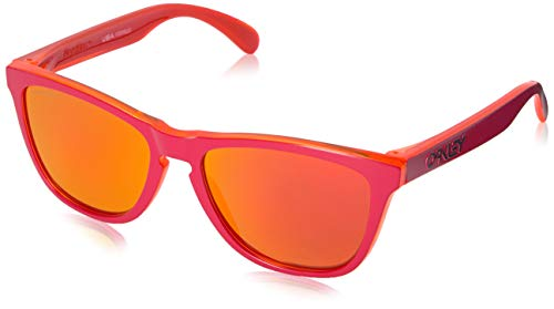 Oakley Frogskins Matte Red/Prizm Ruby