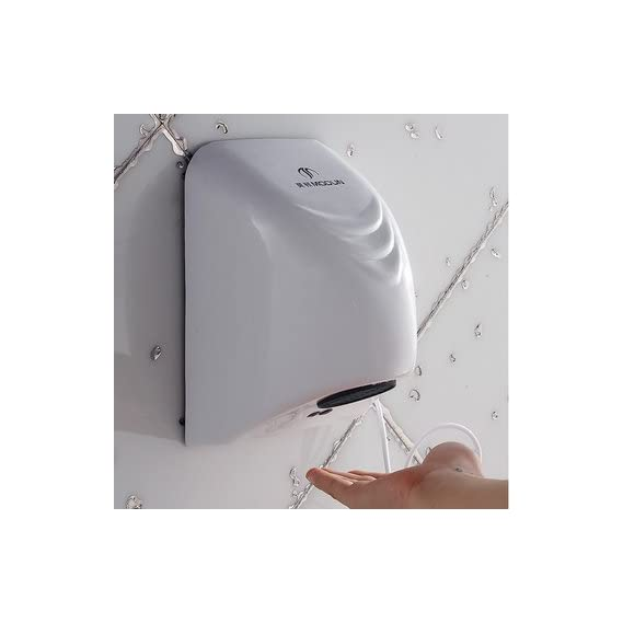 Generic Bathroom Wall-Mounted Electric Automatic Induction Hand Dryers Drier