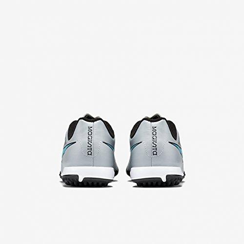 Nike Mädchen Jr Magista Onda Tf Turnschuhe PURE PLATINUM/CLRWTR-PR PLTNM