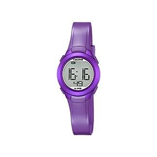 Calypso K5677/2 – Reloj de Pulsera Unisex, Plástico, Color Morado