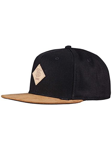 Djinns Herren Kappe Light Canvas Snapback Cap