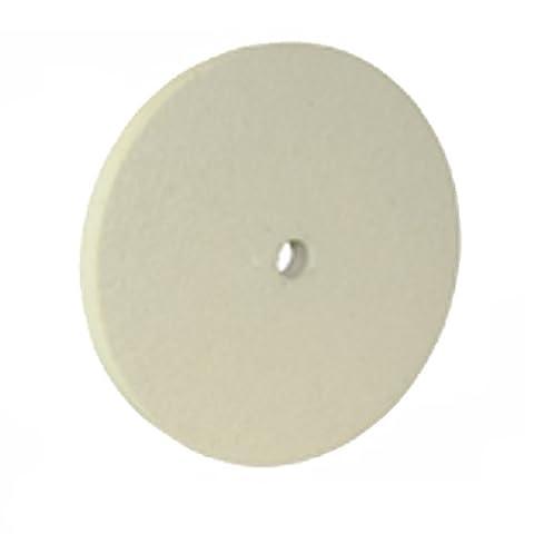 Silverline 105898 Filz-Schwabbelscheibe 150 mm