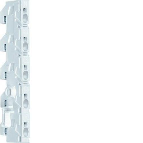 Hager Einspeiseadapter K96ESA5 1-25qmm, 5-polig Sammelschienenklemme 3250613805869