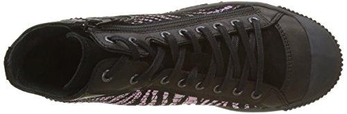 Pataugas Damen Bono/Z Hohe Sneaker Violet (Violet)