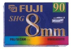 Fujifilm P 5 90 Super HG Video Cassette Confezione da 1