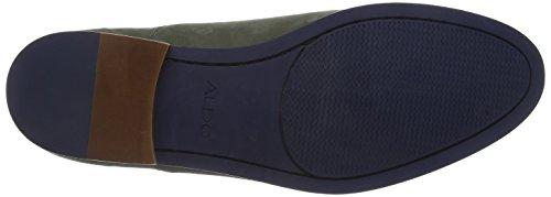 Aldo Wen, Chaussures à Lacets Homme Vert - Green (Medium Green/46)