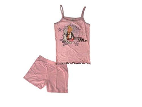 Hannah Montana - Shorty Schlafanzug Pyjama - 8 -