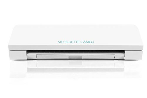 Silhouette America Silhouette Cameo 3 Digital Cutting Tool, White Test