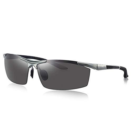 SJZV Sonnenbrillen für Männer hd polarisiertes Licht hochwertige Brille geeignet für das Fahren im Freien