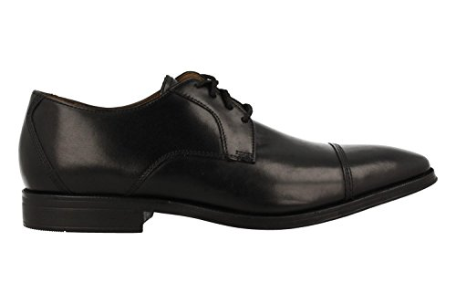 CLARKS Gilman 26130272 Chaussures Noir Cap Noir
