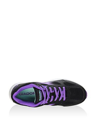 Diadora , Chaussures spécial volleyball pour homme Multicolore - C0812 NERO/VIOLA