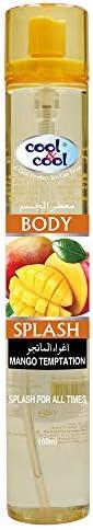 Cool & Cool Body Splash Mango Temptation16