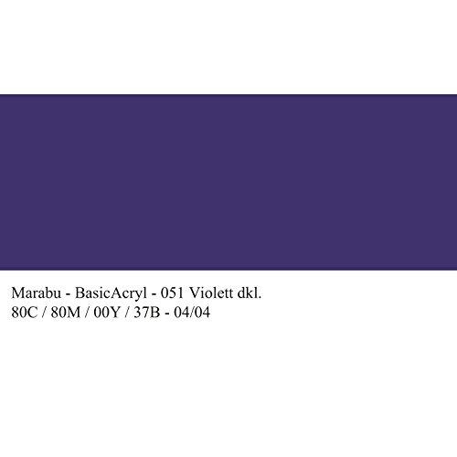 marabu-peinture-acrylique-basicacryl-violet-80-ml