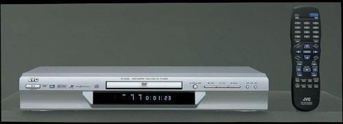 JVC XV-S302 DVD-Player Silber