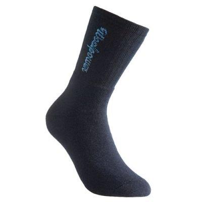 Woolpower 400 Socks Logo - Thermo Socken