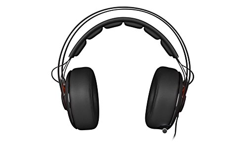 SteelSeries Siberia Elite Prism Gaming Headset schwarz - Elite Gaming-headset