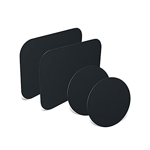 Rhino Gadget Universal Replacement 3M Adhesive Metal Accessory Pack for