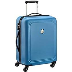 Maleta Cabina ABS 55 cm 4 Ruedas Delsey Airtrip Azul Claro