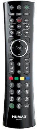 Humax Fernbedienung RM-I01U für iCord Mini, iCord Cable, HD Nano Connect