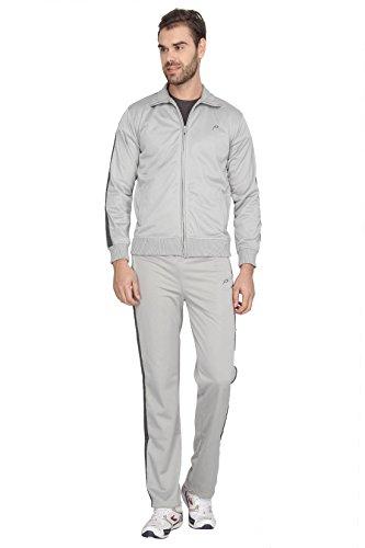 Proline Mens Light Grey Track Suit(trkst112le/de)