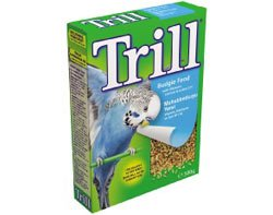 Trill Budgie Food - 500g