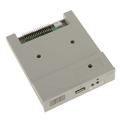 KESOTO 3,5 Zoll Externes USB-Diskettenlaufwerk 1,44 MB FDD USB-Stromversorgung SFR1M44-LUN