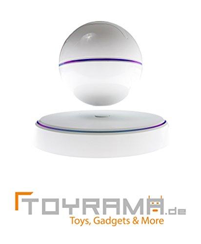 Schwebender Bluetooth Speaker - Weiß