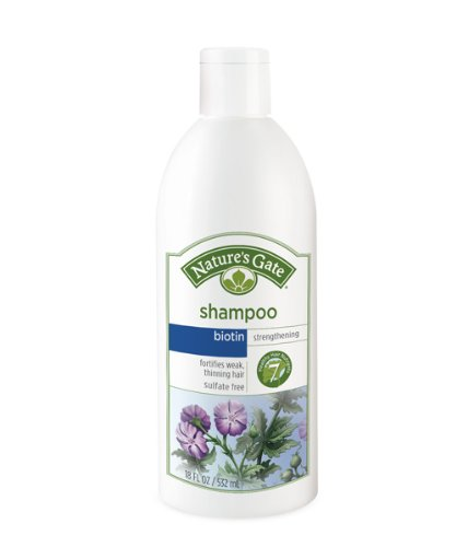 Nature's Gate Biotin Strenthening Shampoo 532 ml