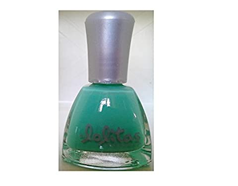Vernis N°49B Vert menthe d'eau nail polish collection Lolitas news 2014