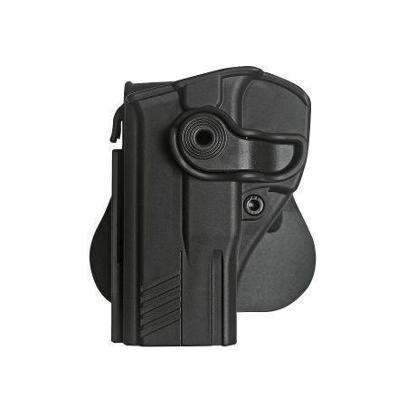 IMIIsrael Left hand holster for Taurus 24/7 G2 Pistols Retention Roto  Holster and a genuine IGWS's firing range earplugs kit