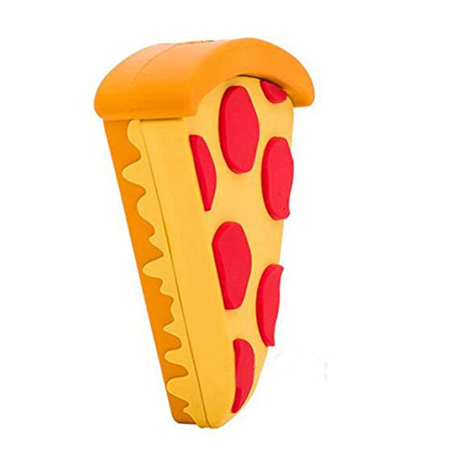 Kongqiabona Cartoon Pizza Design Portable Size Outdoor Mobile Phone Battery Charger External Power Bank Power Supply for Smartphones