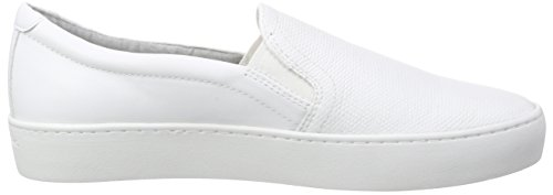 Vagabond Zoe, Baskets Basses femme Blanc - Weiß (01 White)