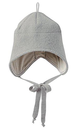 Disana 35310XX - Walk-Mütze Wolle grau, Size / Größe:S