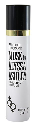 ALYSSA ASHLEY - MUSK deo vapo 100 ml-mujer