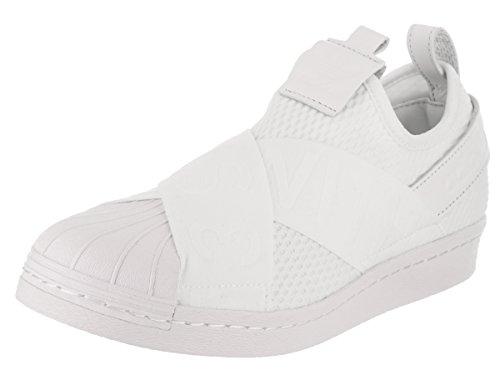 Adidas Women's Superstar Slip-On Originals Casual Shoe