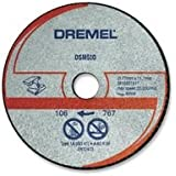 1 Epitome Certified DREMEL 2615S540JA TILE CUTTING WHEEL DSM20