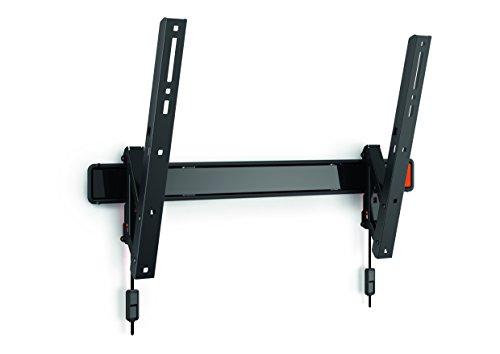 Vogel's WALL 2315 TV-Wandhalterung für 102-165 cm (40-65 Zoll) Fernseher, neigbar, max. 40 kg, Vesa max. 600 x 400 mm, schwarz (Zoll 80 Smart Sharp Tv)