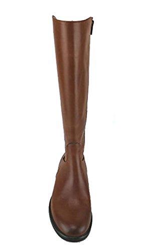 CRUZ Stiefel Damen Schwarz Polieren Leder Polieren goGCOO