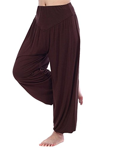 Pantaloni larghi donna harem baggy hip hop lath.pin lunghi pantaloni estivi ragazza alla moda pantaloncini yoga jogging sportivi