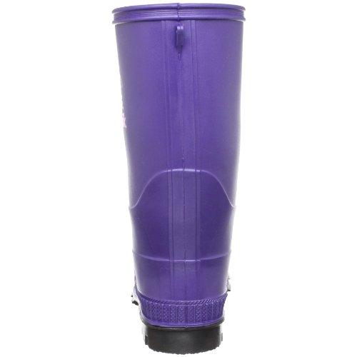 Kamik Stomp Caoutchouc Botte de Pluie Violet - violet
